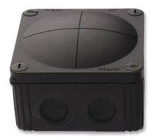 Wiska 10061779 110x110x66 Box Black IP67