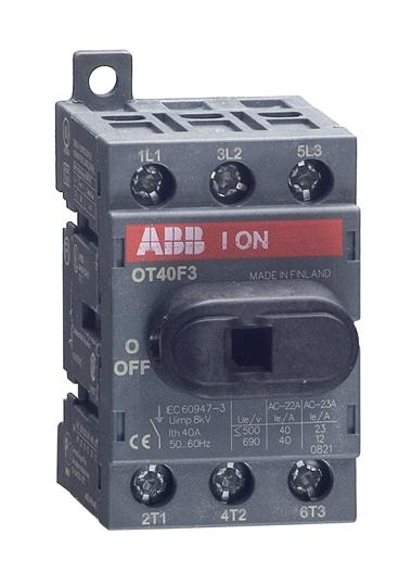 ABB 1SCA104902R1001 Switch Discon TP 40A