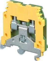 ABB 1SNA165113R1600 Earth Terminal Block M4/6.P