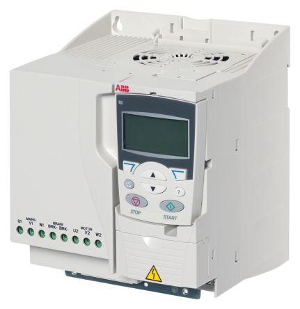 ABB ACS355 5.5kW 415V 3 Phase Inverter Drive