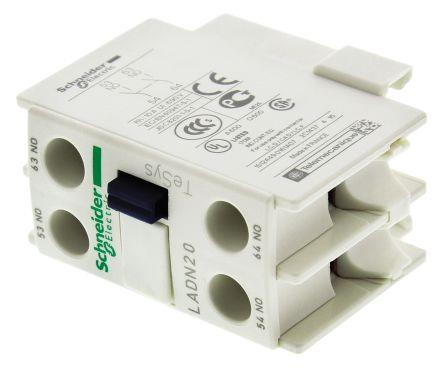 Schneider LADN20 Front Contact Block 2NO
