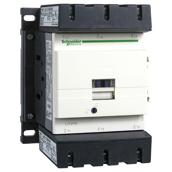 Schneider LC1D115F7 Contc 115A 110V50/60