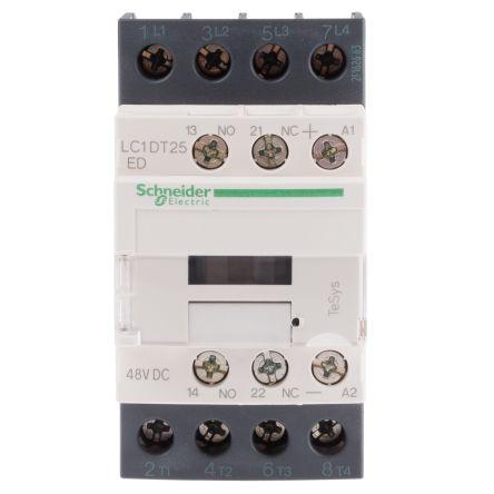 Schneider LC1DT40E7 Contc 40A 48V 50/60