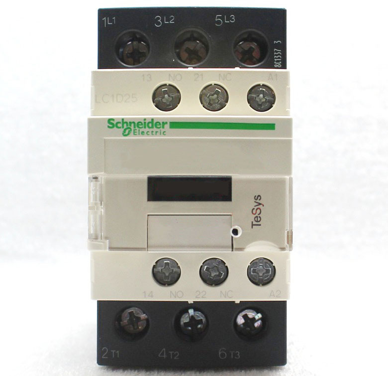 Schneider LC1D25E7 Contc 25A 48V 50/60Hz
