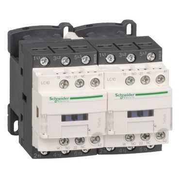 Schneider LC2D09E7 Contactor 48V 50/60Hz