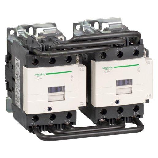 Schneider LC2D80E7 Contactor 80A 48V