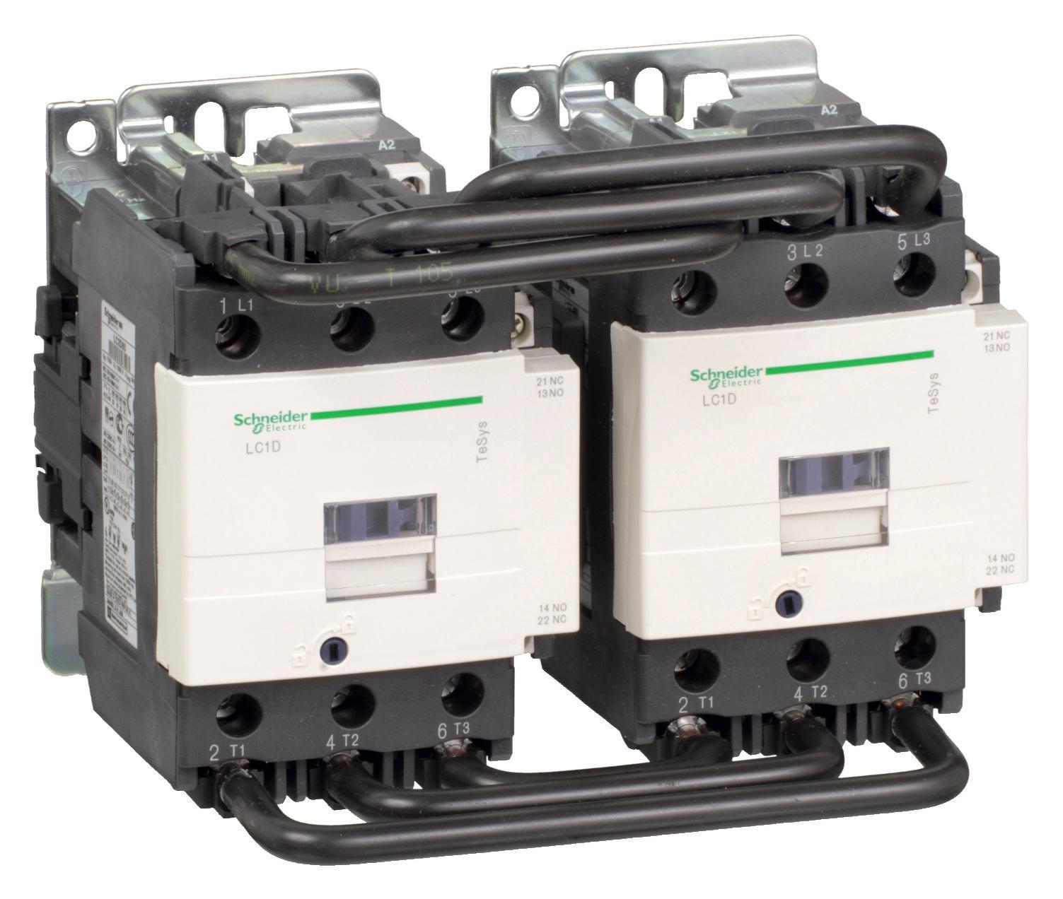 Schneider LC2D95E7 Contactor 48V 50/60Hz