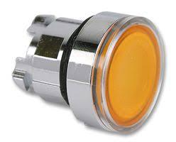 Schneider ZB4BW353 Illum Pushbutton Head
