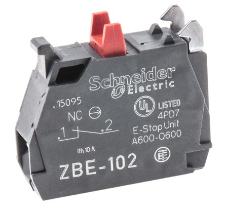 Schneider ZBE102 Contact Block